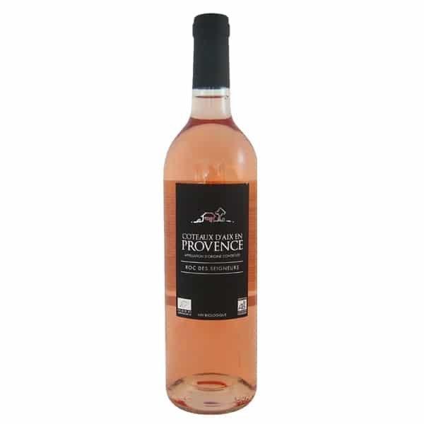Provence Rosé 'Roc des Seigneurs' AC