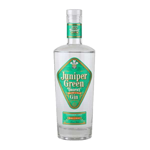 Juniper Green' Trophy Gin