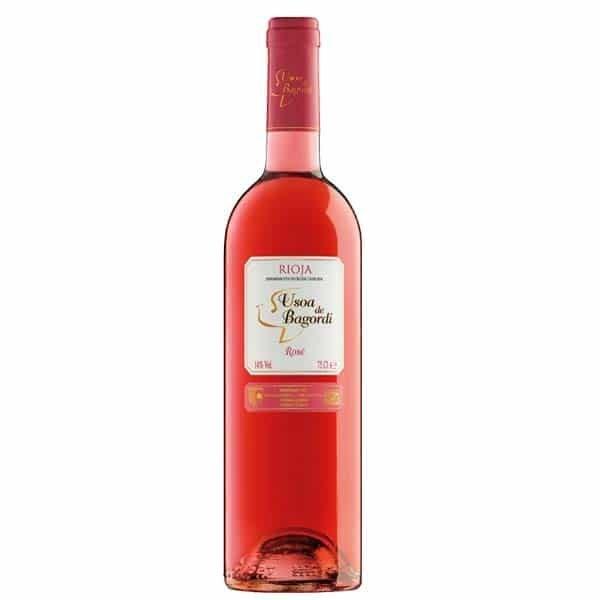 Rioja Rosé 'Usoa de Bagordi' DO