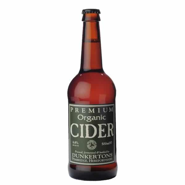 Premium Sparkling Cider