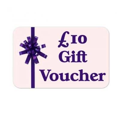 £10 Vinceremos Gift Voucher