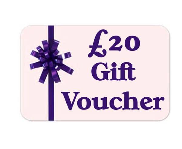 £20 Vinceremos Gift Voucher