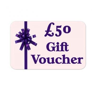 £50 Vinceremos Gift Voucher
