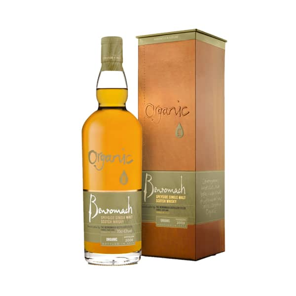 Benromach Speyside Single Malt