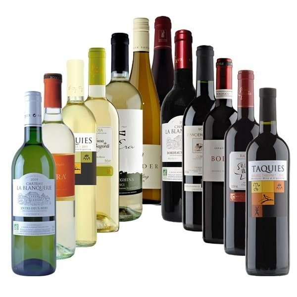 Fine Wine Case