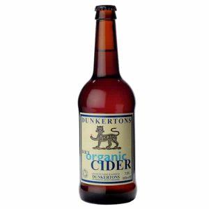 Sparkling Dry Cider