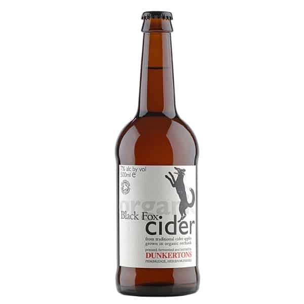 Black Fox Cider