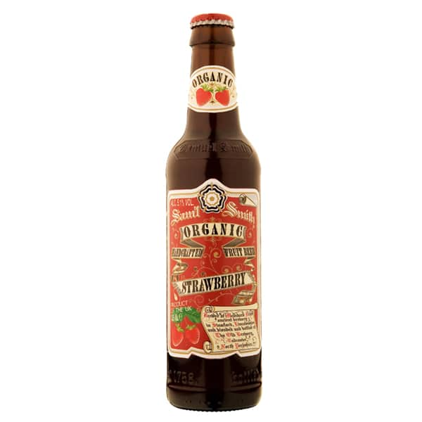 Strawberry Fruit Beer