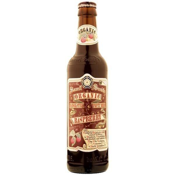 Raspberry Fruit Beer