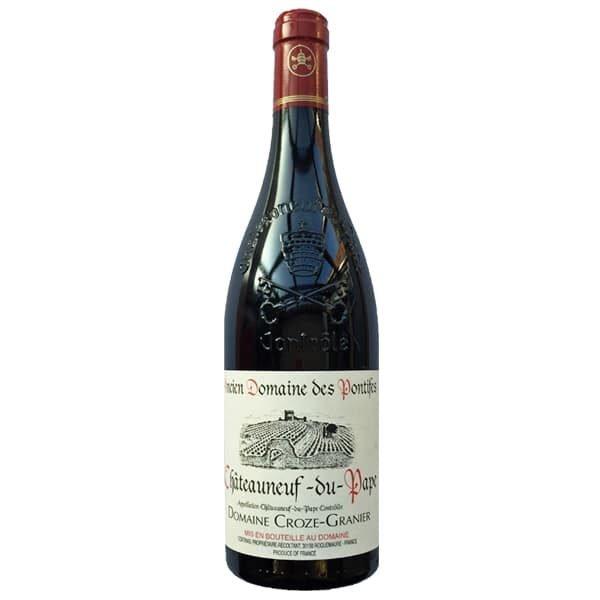 Châteauneuf du Pape Rouge 'Ancien Pontifs' AC