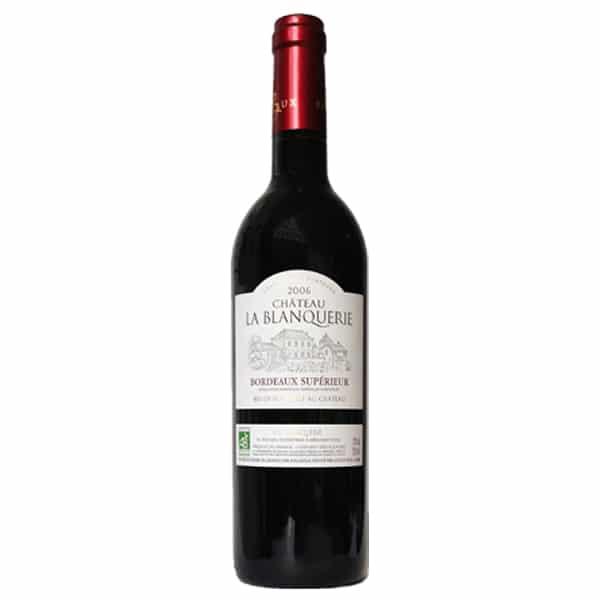 Bordeaux Supérieur Rouge AC