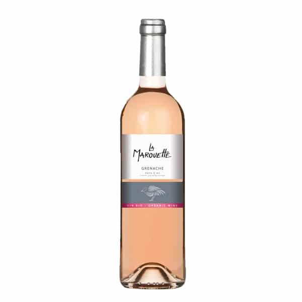 Grenache Rosé 'La Marouette' IGP Pays d'Oc