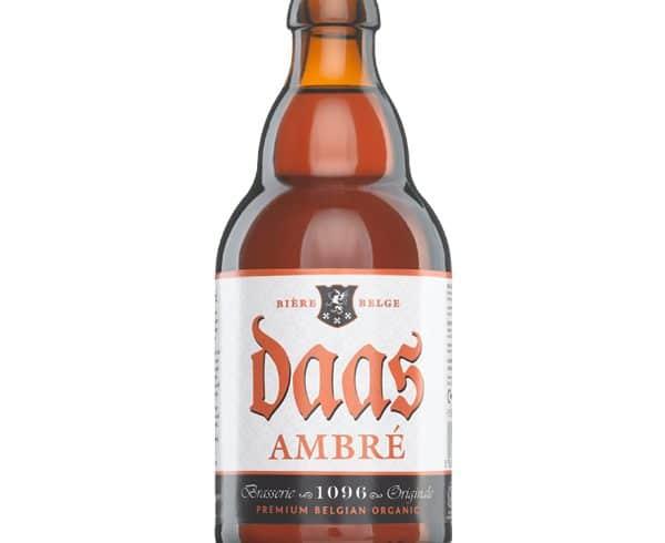 Daas Ambré, Gluten Free 24x33cl