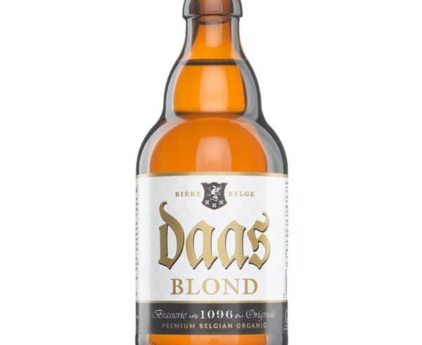 Daas Blond, Gluten Free 24x33cl