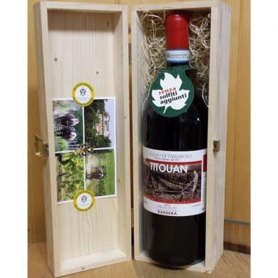 Red Spinola Magnum NSA, in wooden box